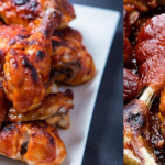 This BBQ chicken from the Airfryer is an angel in disguise for your taste buds! You have to taste this!
